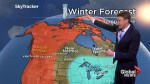 Winter weather forecast: What Canadians can expect from coast to coast